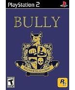 Bully (Sony PlayStation 2, 2006) - $10.93