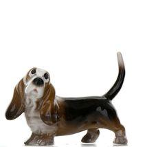 Hagen Renaker Dog Basset Hound Papa Ceramic Figurine image 11