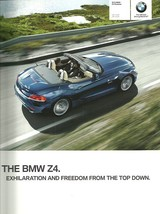 2010 BMW Z4 coupe roadster sales brochure catalog US 10 sDrive 30i 35i - $10.00