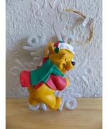 Disney Winnie the Pooh on Snowflake Christmas Ornament  - $30.00