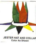 JESTER HAT and COLLAR WITH BELLS - $11.00