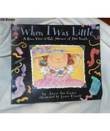When I Was Little, A Four-Year-Old's Memoir of Her Youth – Jamie Lee Curtis - $8.99