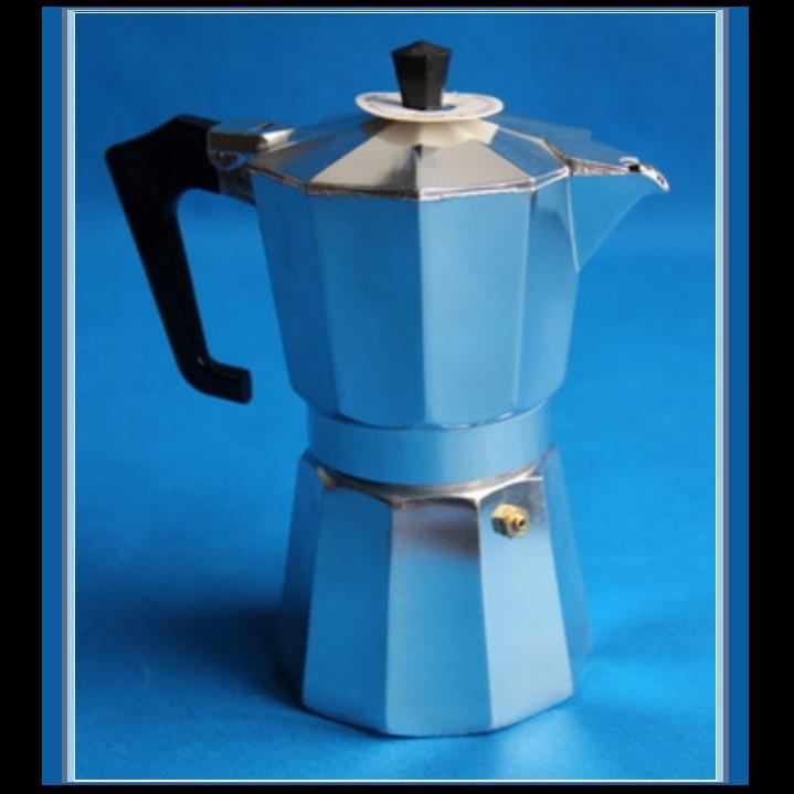 Italian moka espresso 1 cup to 12 cup sizes stove top coffee percolator brew pot percolators - Diva cup italia ...