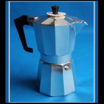 Italian Moka Espresso 1 Cup to 12 Cup Sizes Stove Top Coffee Percolator Brew Pot image 2