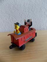 1989 Looney Tunes Sylvester & Tweety Caboose  - $10.00