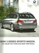 2010 BMW 3-SERIES Wagon brochure catalog US 10 328i xDrive - $8.00
