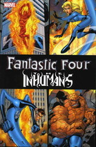 Fantastic Four/Inhumans #1 VF/NM; Marvel | save on shipping - details in... - $14.99