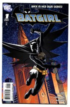 BATGIRL #1-2008-DC-comic book-First issue - $24.83