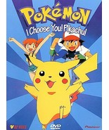 Pokemon Vol. 1: I Choose You Pikachu DVD 1998 NM - $12.00