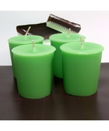 Mint Chocolate PURE SOY Votives (Set of 4) - $7.00