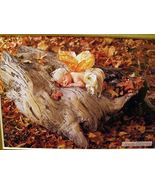 "Anne Geddes Art Print Babe in The Woods /w  Mat 8"" x 10"" - $9.99"