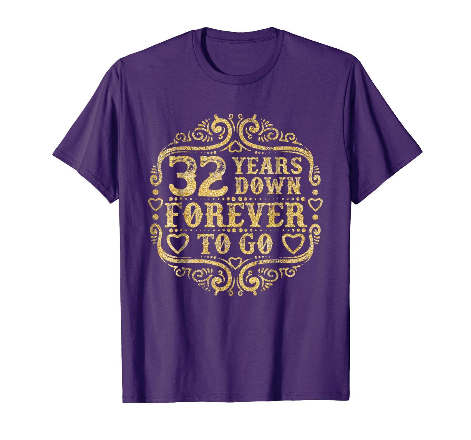 32 Wedding Anniversary Gifts: 32nd Wedding Anniversary Gift 32 Years Down