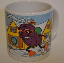 Applause ~ Christmas 1988 Limited Edition ~ California Raisins ~ Coffee ... - $19.95