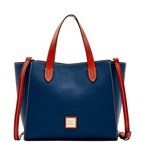 Dooney & Bourke Pebble Grain Ridge Satchel