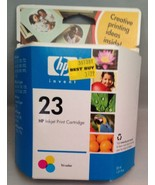 HP Inkjet Print Cartridge 23 Expired - Tricolor - $14.65