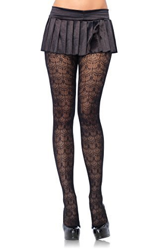 LA9958 Chandelier Lace Pantyhose [Apparel]