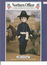 NORTHERN OFFICER~Fibre Craft Crochet Pattern - $5.99