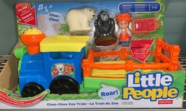 Fisher-Price Little People Choo-Choo Zoo Train - $24.74