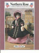 NORTHERN ROSE~Fibre Craft Crochet Pattern - $5.99