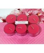 Cherry Blossom PURE SOY Tea Lights (Set of 6) - $5.00