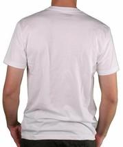 WeSC We Are Superlative Conspiracy Mens White Breakin Bones Logo T-Shirt NWT image 2