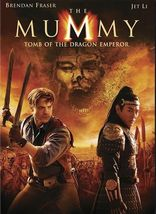 The Mummy: Tomb of the Dragon Emperor (DVD, 2008) - $6.00