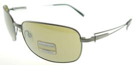 SERENGETI TRIESTE Satin Gun / 555nm Sunglasses 7674 - $165.62