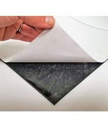 """3/32"""" thick 12"""" wide x 24"""" long Neoprene Rubber 60A Medium Hardness WITH... - $21.98"""