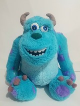"Disney Pixar Plush Sulley Sully Monsters Inc Stuffed Animal Doll 14"" Blue - $14.54"