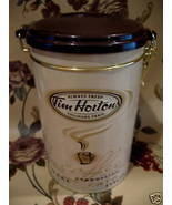 Tim Hortons Coffee Tin Canister Cappuccino Moka Mocha  # 5 Edition Colle... - $9.95