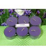 Lavender PURE SOY Tea Lights (Set of 6) - $5.00
