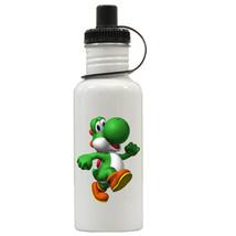 Super Mario Yoshi Personalized Custom Water Bottle,  Add Childs Name - $19.99