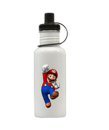 Super Mario Personalized Custom Water Bottle,  Add Childs Name - $19.99