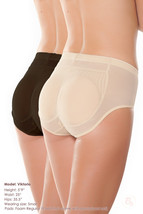 Insta-Booty 5-Piece Padded Panty Value Set by Bubbles Bodywear - $39.99