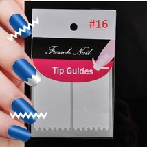 AAA:  2 PCS of  #16 Stickers For Nail Art w/Free 1 Roll Striping Tape Li... - $1.89