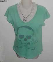 Sn b12 skeleton necklace shirt thumb200