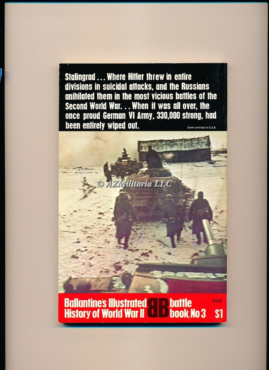 Stalingrad:The Turning Point (Battle Book No 3)