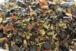 Teas2u Ruby Lemon Mint Herbal Tea Blend (Caffeine Free) - $29.95