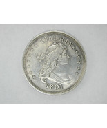 2318 One (1) US Novelty Silver Dollar Coin Mint 1801 20.2g - $12.00
