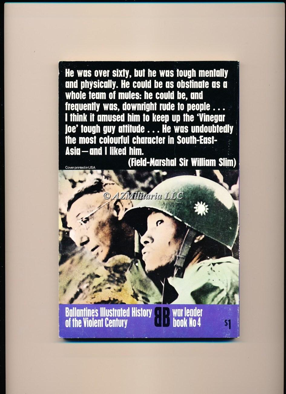 Stillwell (War Leader Book No 4)