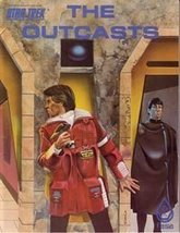 The Outcasts (Star Trek RPG) [Paperback] [Jan 01, 1985] Guy McLimore - $9.89