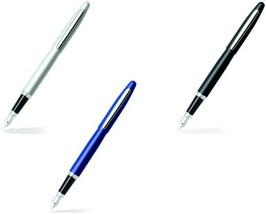 Sheaffer Pen VFM Fountain Pen Stainless Steel nib Choose From 3 Colors - $36.00