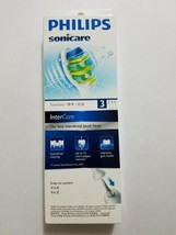 Philips Sonicare InterCare replacement toothbrush heads, HX9003, 3-pk - $36.75