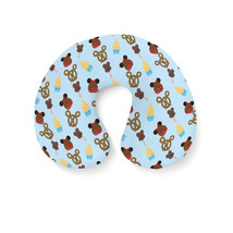 Snack Goals Disney Parks Inspired Travel Neck Pillow - $28.60 CAD