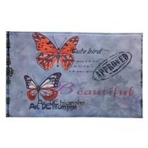 Artistic Butterfly Floor Mat - $25.32
