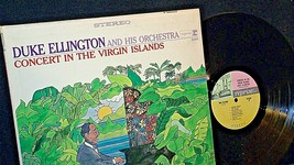 Concert In The Virgin Islands - Duke Ellington And His Orchestra  AA20-RC2101 Vi image 2
