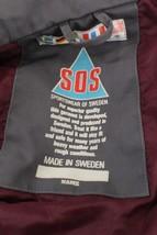 Men's Size 38 SOS Sportswear of Sweden One Piece Ski Suit gray - $50.00