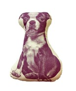 Areware By Ross Menuez Fauna Animal Collection Pug Pillow White Mini - $59.26