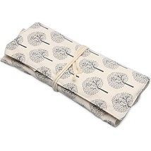 Teamoy Tunisian Crochet Hook Organizer Bagup to 14 Inches, Cotton Canvas... - $38.27 CAD