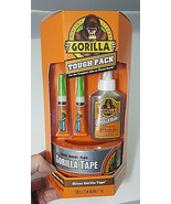 Gorilla Tough Pack Super Glue, Original Glue And Tape - $21.95